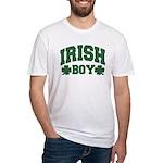 Irish Boy Fitted T-Shirt