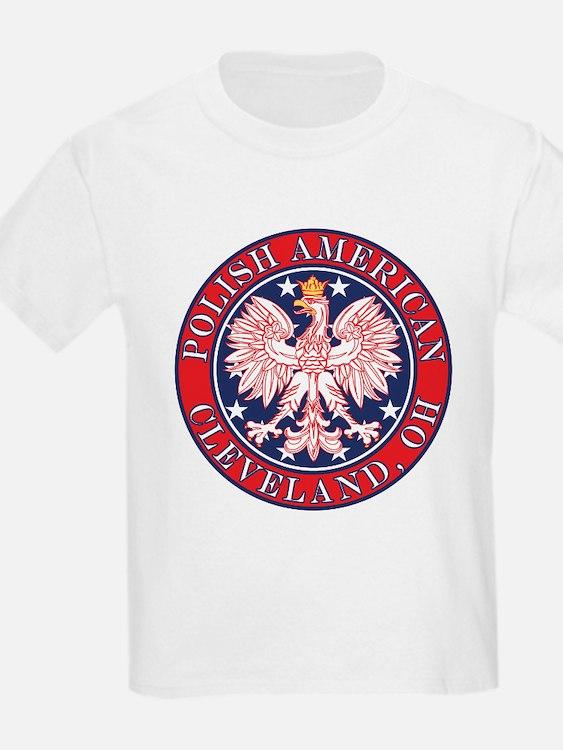 Cleveland Ohio Polish T-Shirt