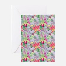 beautifulfloralsipads Greeting Card