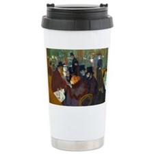 Coin TL Moulin Travel Coffee Mug