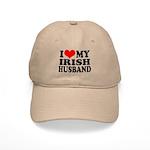 I Love My Irish Husband Cap