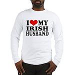 I Love My Irish Husband Long Sleeve T-Shirt