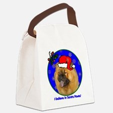 chowchowxmas-shirt Canvas Lunch Bag