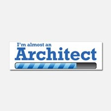 architect Car Magnet 10 x 3