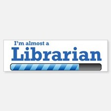 librarian Bumper Bumper Sticker