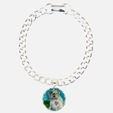 LoveABull_t-shirt Bracelet