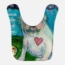 LoveABull_t-shirt Bib