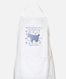 Learned Bobtail BBQ Apron