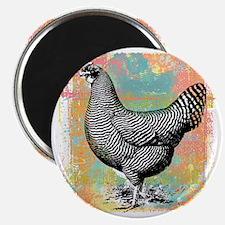 chicken-art Magnet