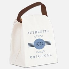 AuthenticBlue1932 Canvas Lunch Bag