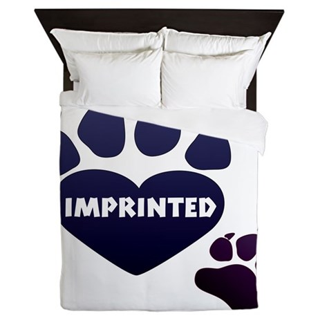 Imprinted_Color Queen Duvet