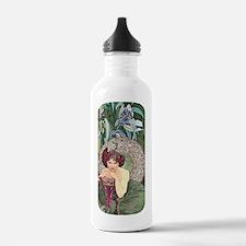 NEXUS-MUCHA-Emerald Ge Water Bottle