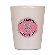 queen-1 Shot Glass
