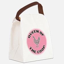 queen-1 Canvas Lunch Bag