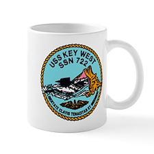 USS KEY WEST Mug