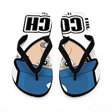 The Coach Flip Flops