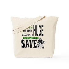 Bank Account Tote Bag