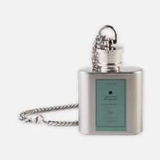 Cahier2 Flask Necklace
