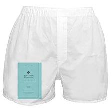 Cahier2 Boxer Shorts