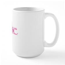 Cheer_Pink-01 Mug