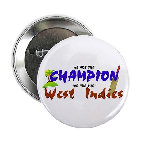 "Champion West Indies 2.25"" Button (10 pack)"