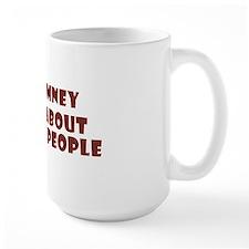 Romney cares for the 1% Mug