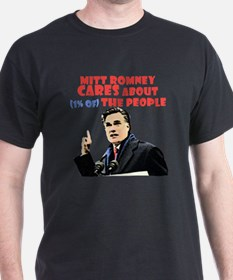 Romney for the 1% T-Shirt