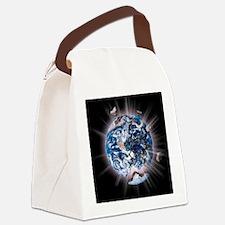 fracking3 2000x2000 trans Canvas Lunch Bag