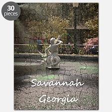 Savannah Georgia Puzzle