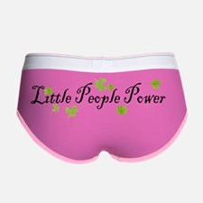 LittlePeople4png Women's Boy Brief