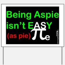 EASY_AS_PI Yard Sign