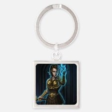 queen_lena Square Keychain