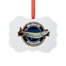 Muskie Ornament