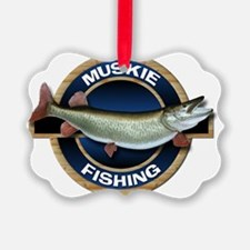 Muskie Ornament