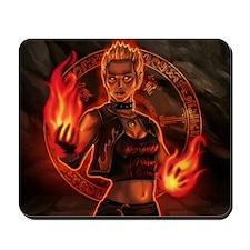1_326_pyromancer_elyssa Mousepad
