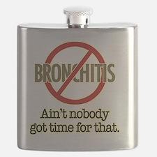 Sweet Brown png Flask