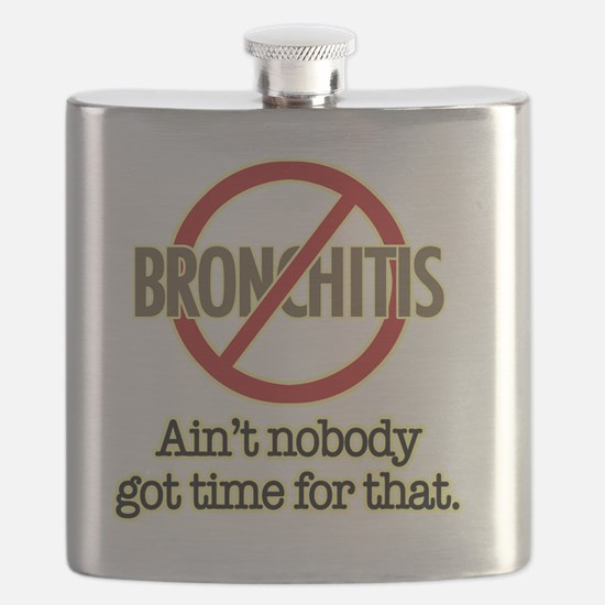 Sweet Brown png Flask
