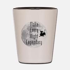 Legendary-Night Shot Glass