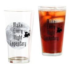 Legendary-Night Drinking Glass
