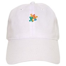 think differently front Baseball Cap