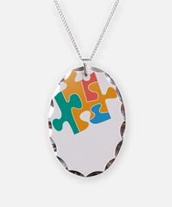 think differently back Necklace