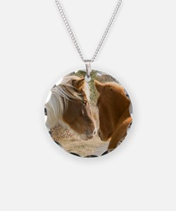 Horses Buddy Plan Necklace