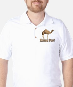 Hump Day Camel Nov 16 2013 T-Shirt