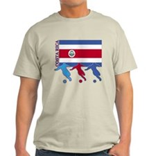 Costa Rica Soccer T-Shirt