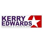 Kerry Edwards 2004 (bumper sticker)
