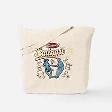 Swing It Again! Tote Bag