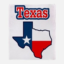 Texas Throw Blanket