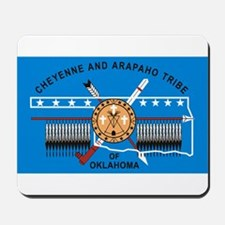 Cheyenne Arapaho Flag Mousepad