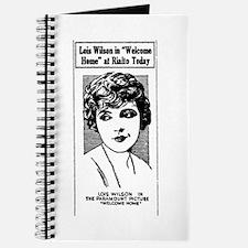 Lois Wilson Journal