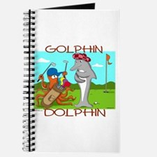 Golphin Dolphin Journal